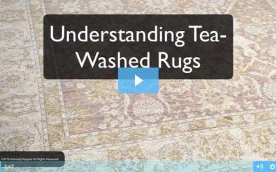 Understanding Tea-Washed Rugs