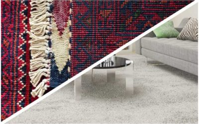 Oriental and Area Rug Cleaning is Not the Same as Carpet Cleaning
